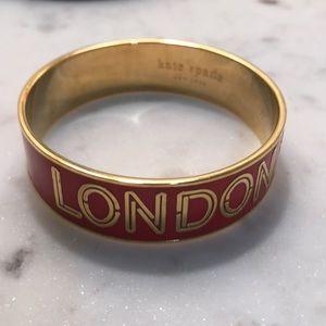 Kate Spade London Calling Bangle